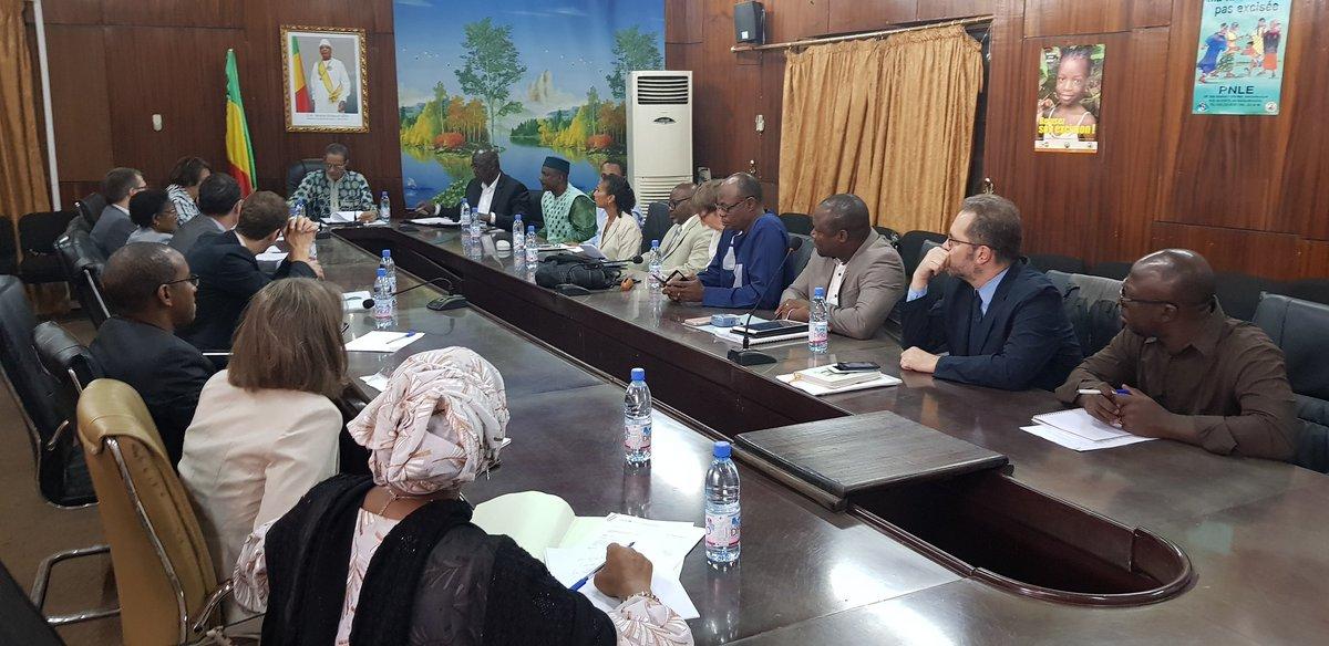 test Twitter Media - Le Programme de Développement de l'Education du #Mali 2019-2028 vient d'être signé par les différents acteurs du secteur. Un pas en avant important pour l'accès universel des enfants maliens et réfugiés à une #education inclusive et de qualité.  @UNHCR_Education @UNHCRMali https://t.co/ty74x0lZpi