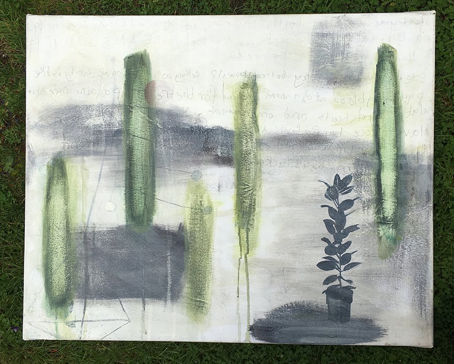 Image for Read our latest blog post here https://t.co/TlPeZJ8Urt - Written by the talented Catherine Wynne-Paton @wynnepaton who will be hosting an exciting monoprinting workshop here at Bleddfa on Saturday 29th June #blog #monoprinting #artist #creative #RealMidWales #Powys #BleddfaCentre https://t.co/UPhAoFMEPl