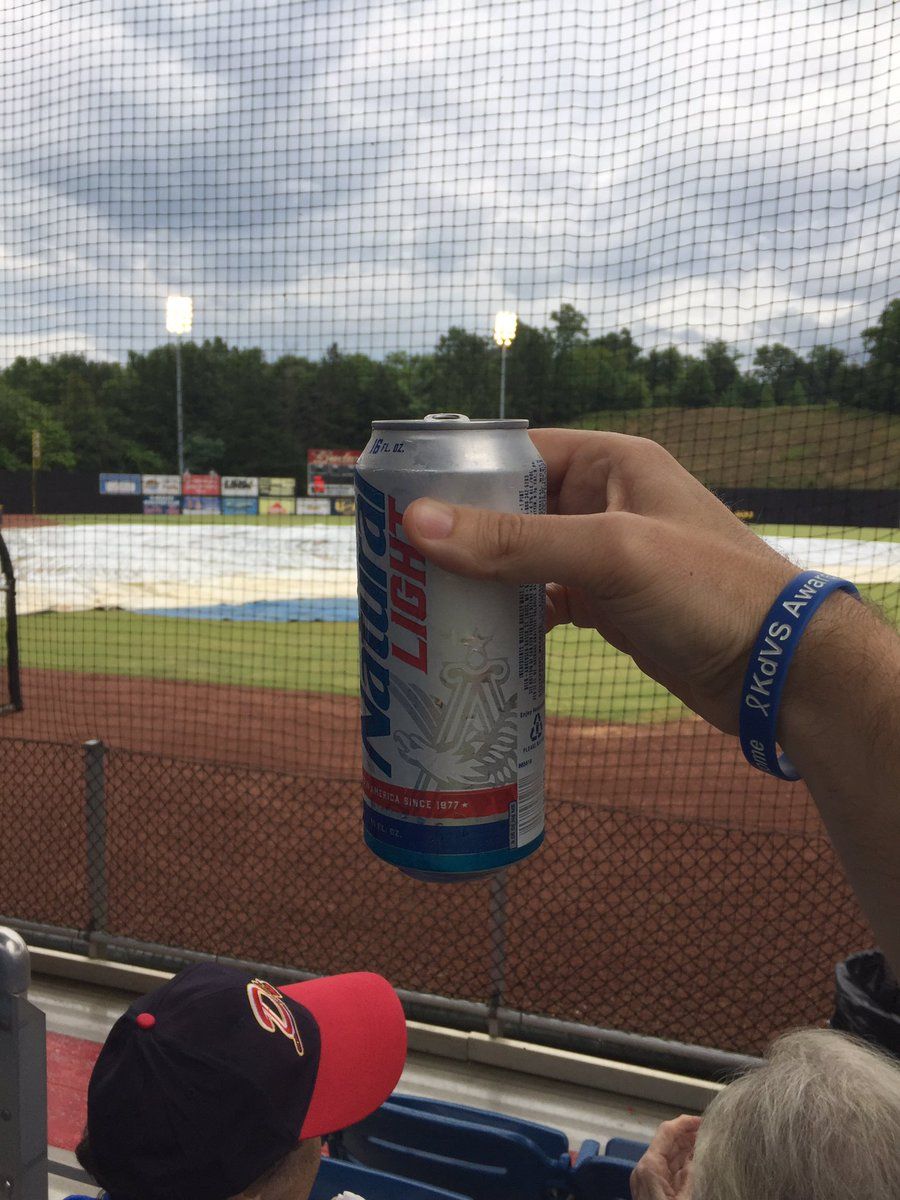 test Twitter Media - First pitch at @DanvilleBraves postponed till 7:30.  #CraftBrew #GlutenFree #SmallBatch https://t.co/7fmVuk8JCV
