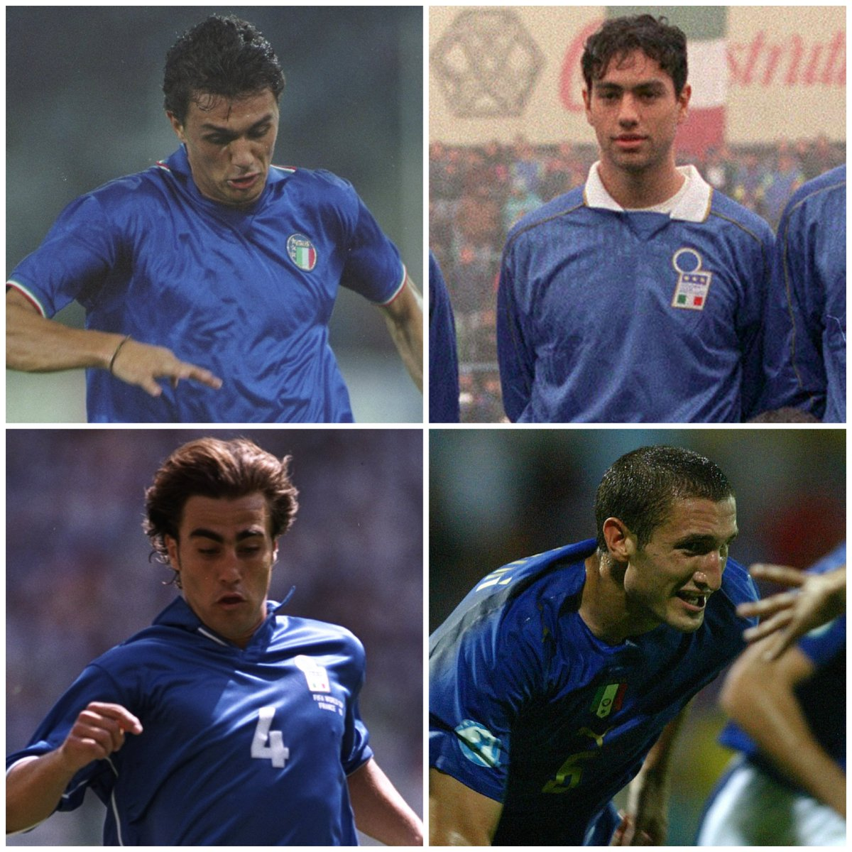 RT @UEFAcom_it: Grandi difensori dell'Italia Under 21 🇮🇹   Componi la tua coppia ideale 🤔🤔  #U21EURO | @Vivo_Azzurro...