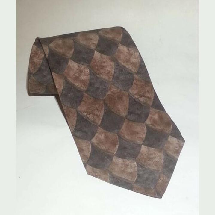 https://t.co/8FSb2Nkyyy Barry Wells Men Dress #silk Brown #tie 60