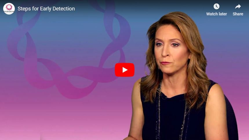 test Twitter Media - .@DrMarisaWeiss, Chief Medical Officer and Founder of @Breastcancerorg identifies the tools used for early detection of #breastcancer including breast self-exam, doctor screening, and mammography https://t.co/cYisCGy1E2 https://t.co/IQGYD1bmSd