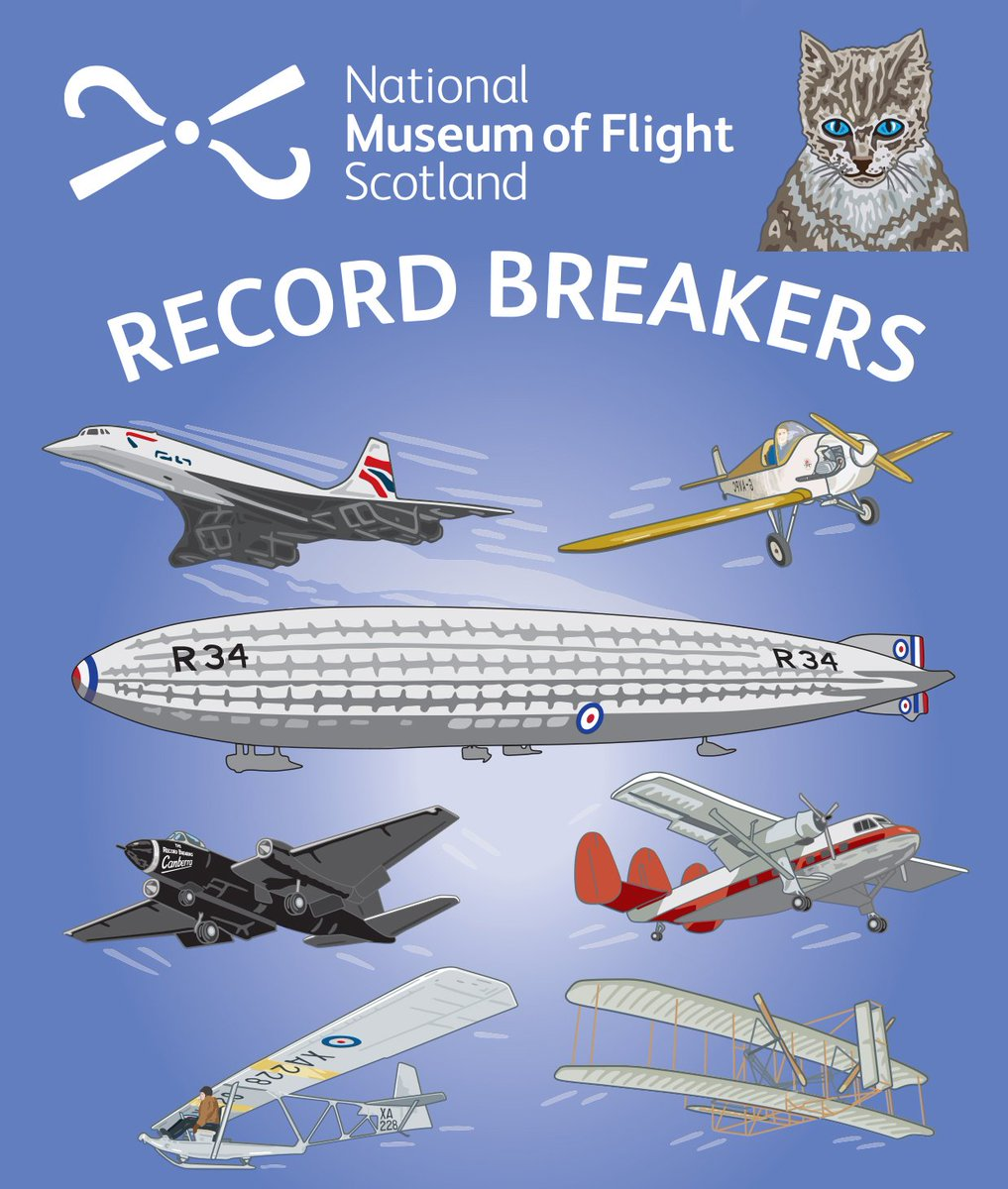 test Twitter Media - 🛩️  Take part in our Record Breakers themed family trail and discover the museum and historic airfield anew.  #nmsflight https://t.co/XXshRwm8KU  (3/6) https://t.co/lRJ0Kx7bQW