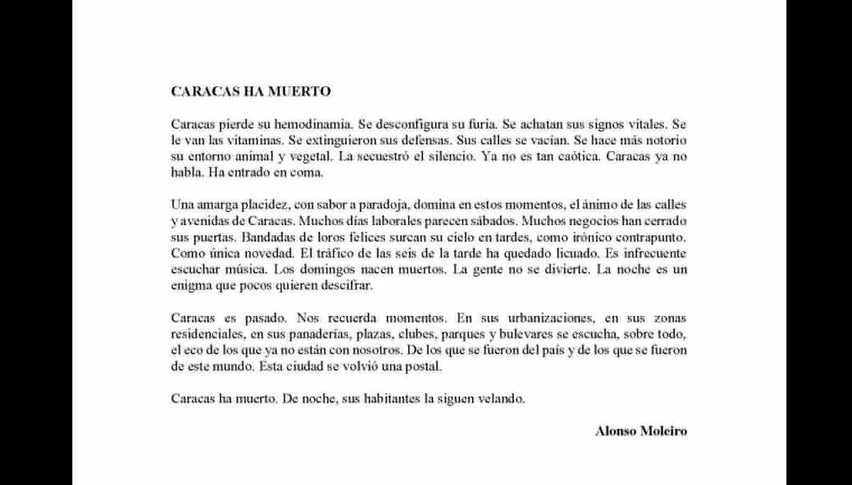 Solo léanlo y pensemos en como resucitarla. @amoleiro https://t.co/zpTqTT1DEZ