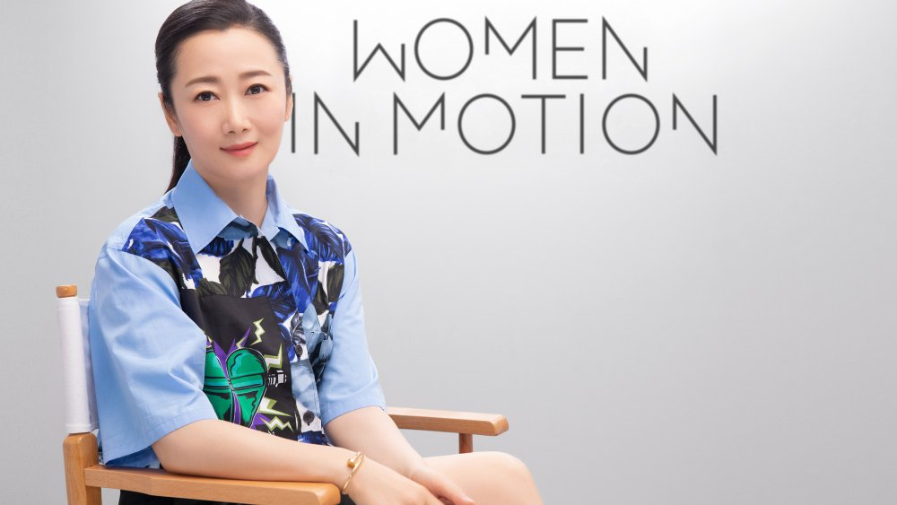 Zhao Tao gets candid in Kering's Shanghai WomeninMotion showcase interview
