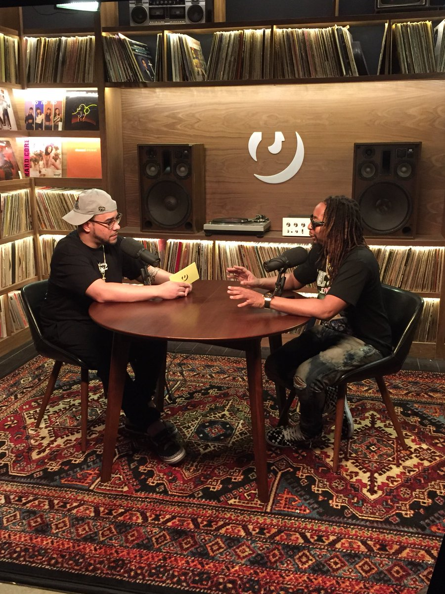 RT @LastWordPR: Finally... @LilJon & @RobMarkman sat down!  A must-see interview. ???????? https://t.co/IHOeN5j7HO