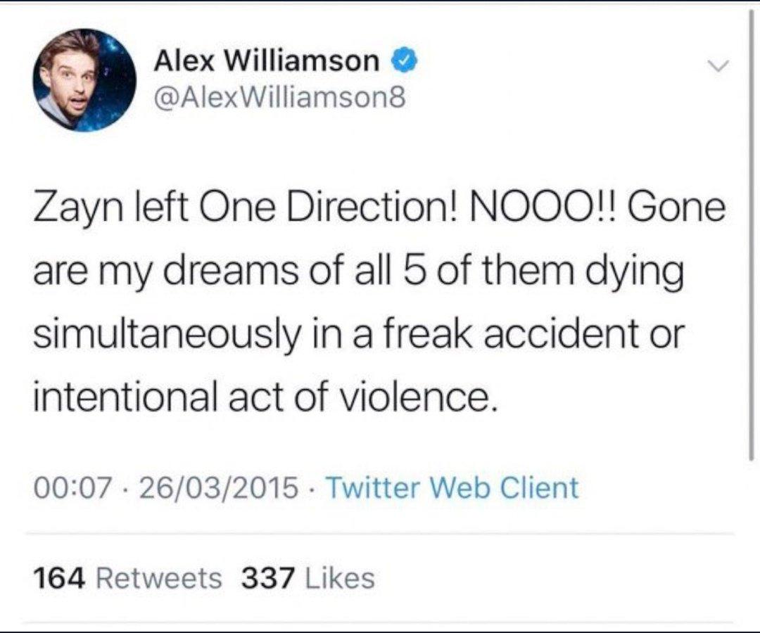 #FireAlexWilliamson