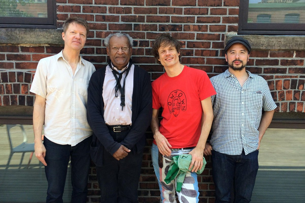 "test Twitter Media - Anthony Braxton, John Spencer Camp Professor of Music, Emeritus and ""avant-garde legend"" reflects on his new four-CD box set Quartet (New Haven) 2014 that ""brings him into dialogue with the vanguard of modern rock."" 🎶  Read more via @RollingStone: https://t.co/76yM5Z5vQj https://t.co/Z8FLJbDNop"