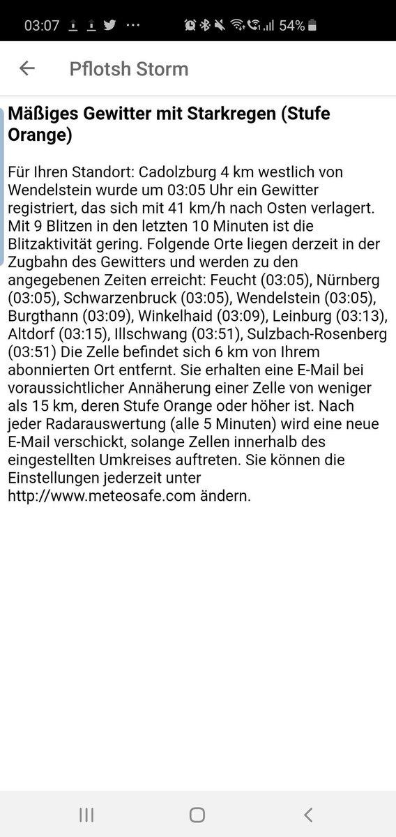 #Gewitter #cadolzburg https://t.co/vgiOYEIQRe