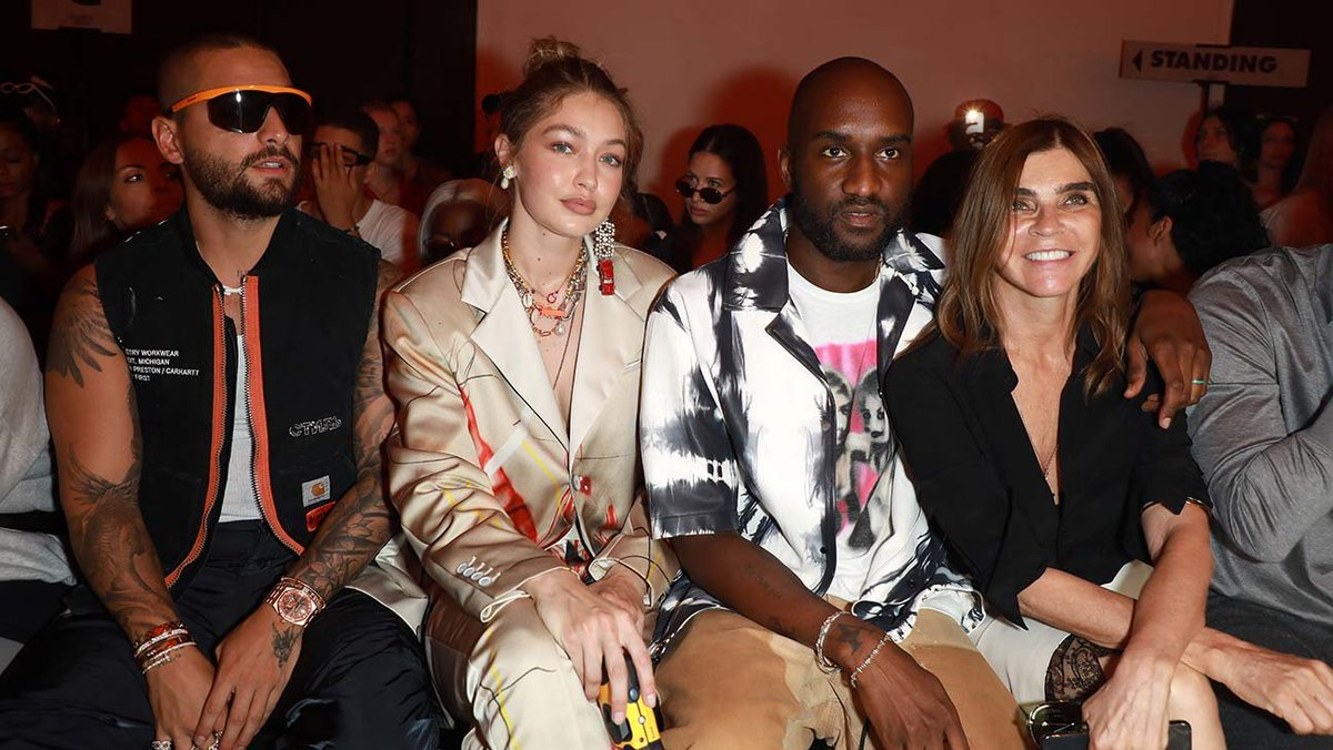 RT @thrstyle: See all the stars front row at ParisMensFashion week