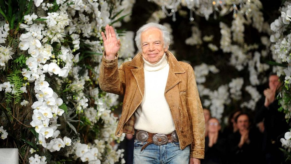 RT @thrstyle: Ralph Lauren awarded honorary knighthood by Queen Elizabeth II
