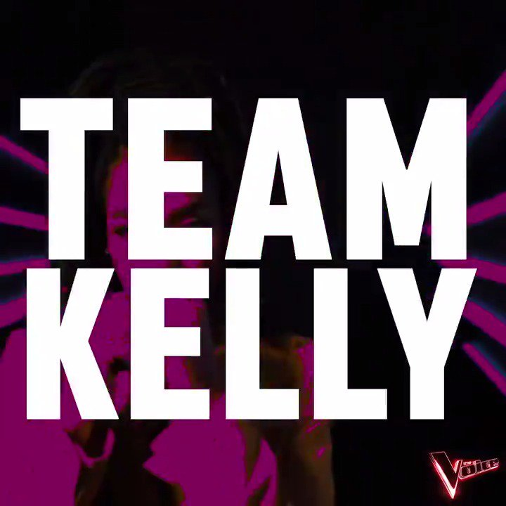 RT @TheVoiceAU: #TeamKelly is ready to take The Finals ⚡ Monday 7.30 on @Channel9 https://t.co/vgyiMh3xBx