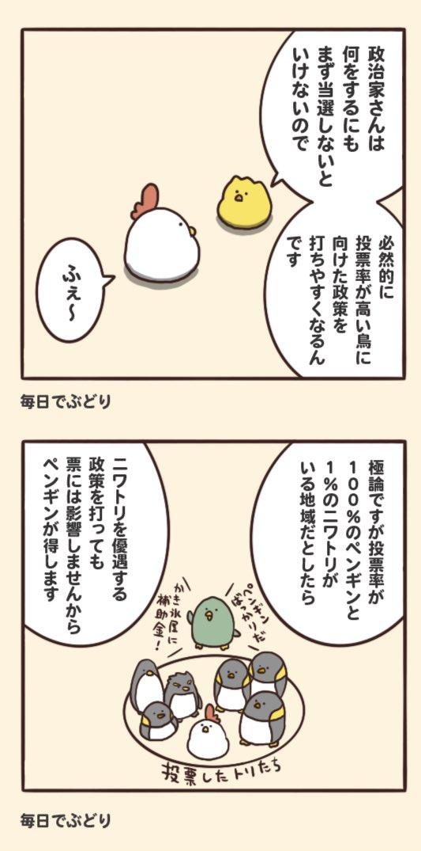 若者 ヒヨコ 大抵選挙 事前投票 自民党に関連した画像-04