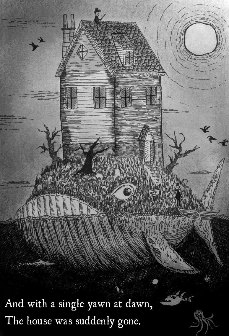 Important lesson in life: do not build a house on a tired whale. ????  https://t.co/2QpbUg7Cnw https://t.co/PBZx5tlQlA