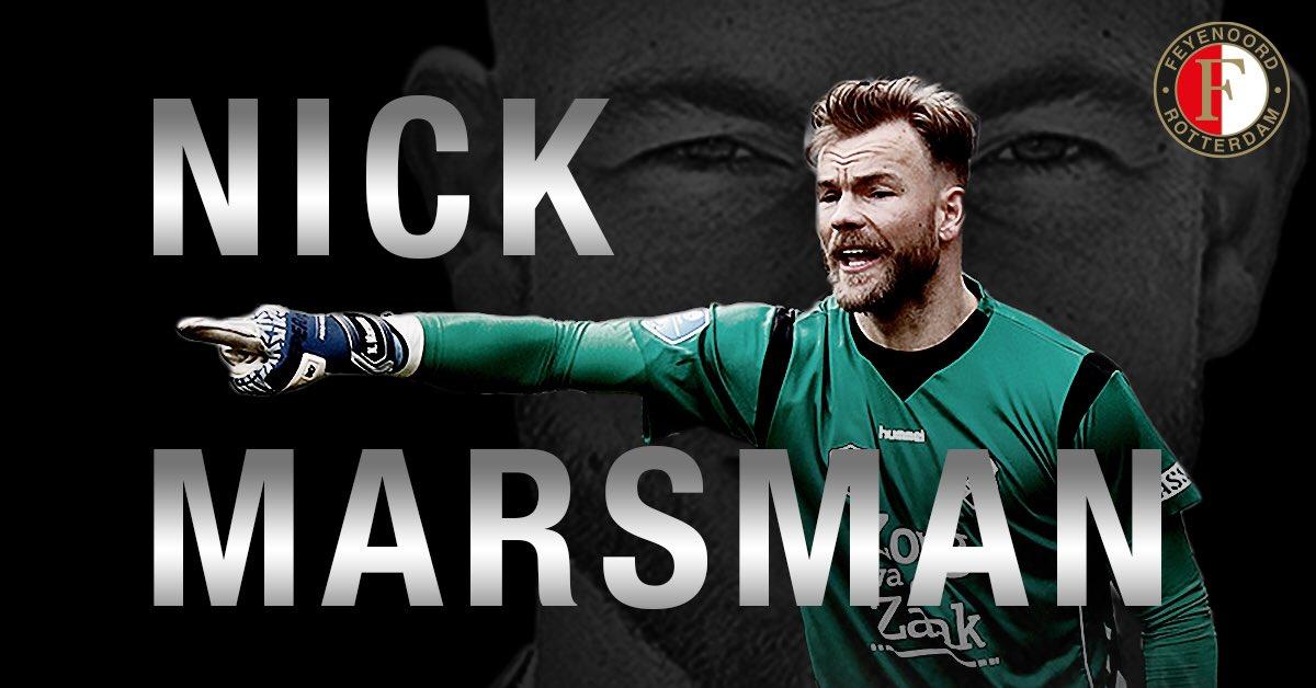 test Twitter Media - NIEUWS  Feyenoord neemt Nick Marsman transfervrij over van FC Utrecht.  Welkom bij de club, Nick! 🤝  #Feyenoord https://t.co/VWDWKSXiZi