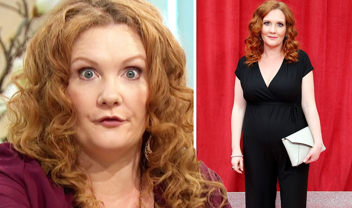 Coronation Street star Jennie McAlpine speaks out on baby speculation #pointlesscelebrities https://t.co/8xOjP4CLXm https://t.co/3P0Vq9e053