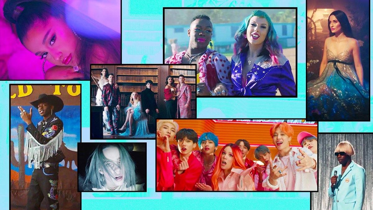 RT @billboard: The 20 best music videos of 2019 (so far) https://t.co/t7LFzdJITQ https://t.co/sB9yKjPAnZ