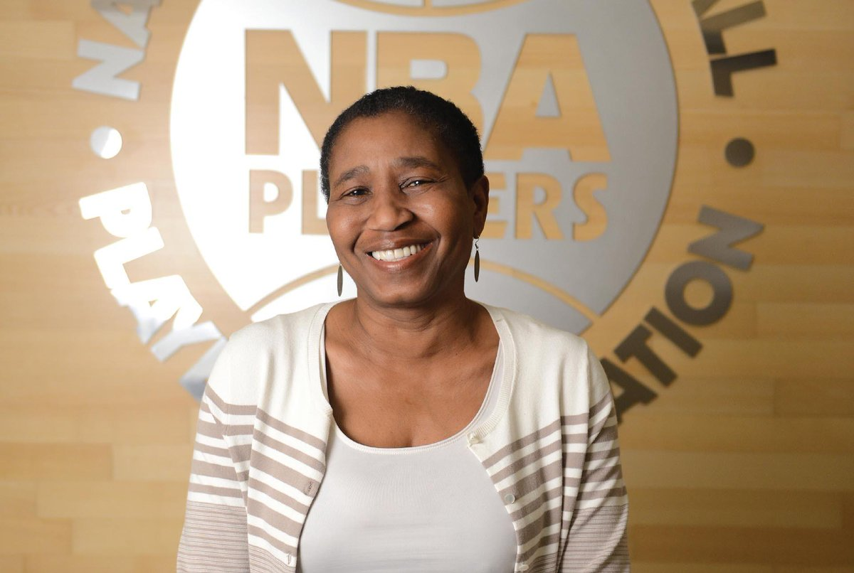 "test Twitter Media - ""These are men who have overcome significant obstacles of all kinds to be where they are. And I have a responsibility to help them protect that,"" says @MRobertsNBPA '77, executive director of @TheNBPA 🏀 #NBADraft: https://t.co/1x8YSDFCiG https://t.co/VFm0E7AXUA"