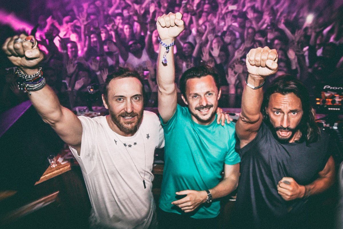 RT @weraveyou: .@davidguetta and @martinsolveig working on exciting new collaboration  https://t.co/1rLrSfcM2x https://t.co/DLlElo5v6q