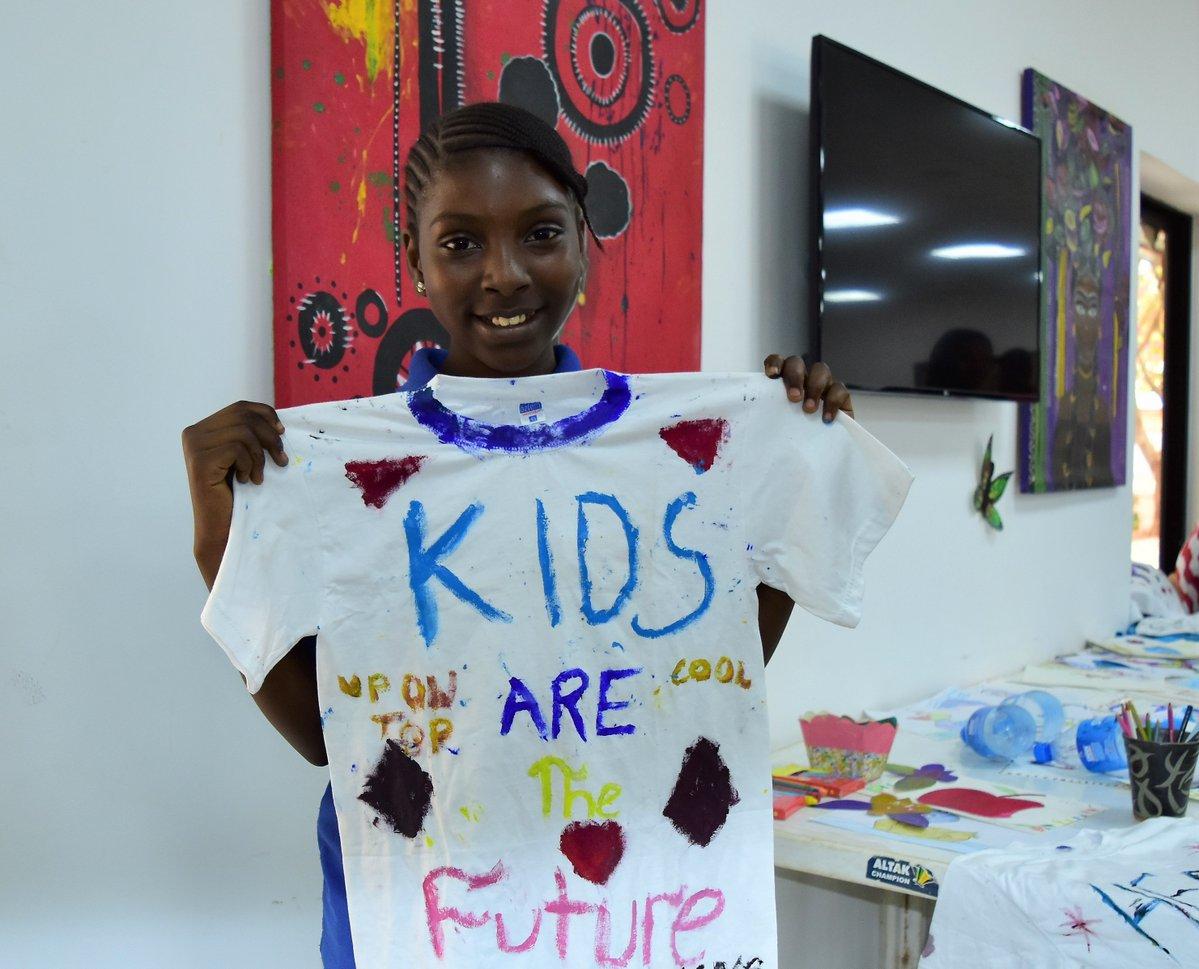 #ForEveryChild, every right! v/ @UNICEF_Nigeria  #CRC30 https://t.co/TLOzmtIjlh