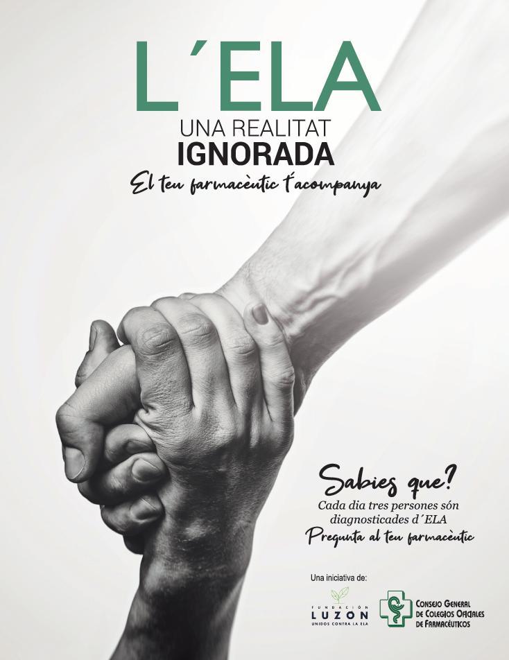 test Twitter Media - ❗️Sabies que cada dia 3 persones són diagnosticades d'ELA? El teu farmacèutic t'acompanya 🤝. #DiaMundialELA https://t.co/JqgbjzoH3w