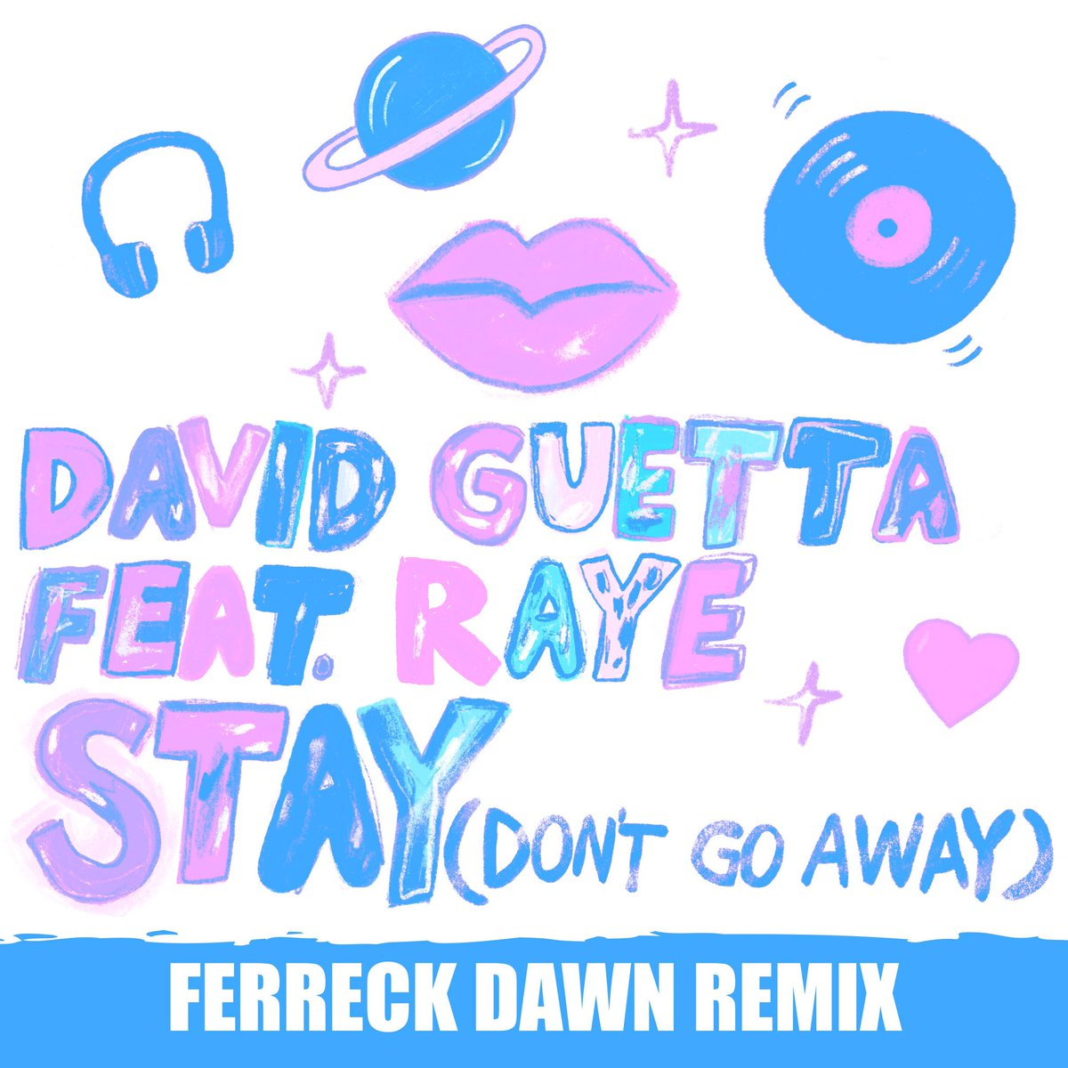 RT @FerreckDawn: My remix of @davidguetta - Stay is out now! Check it here: https://t.co/gykmgFPkes ???????? https://t.co/geBjLTG7kH
