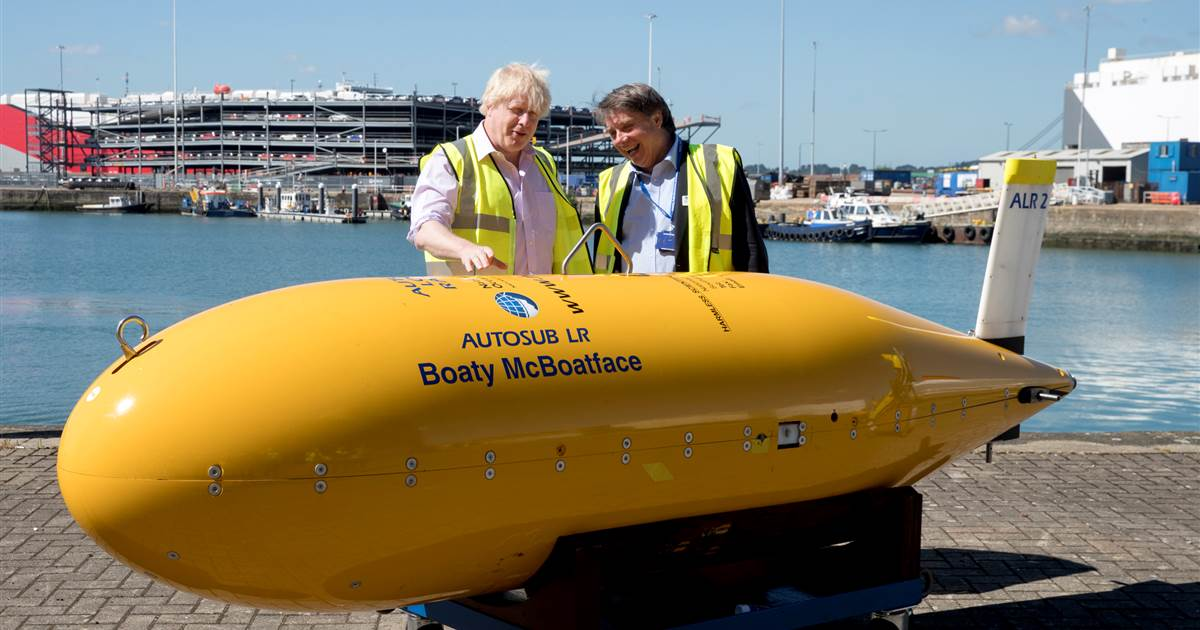 Boaty McBoatface makes significant climate change discovery on maiden mission