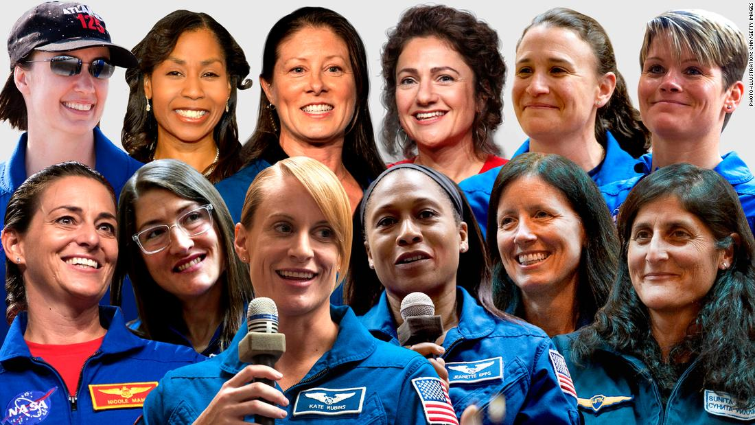 RT @cnni: One of these 12 women astronauts will go to the moon https://t.co/ndxUXI89hn https://t.co/Gg2cW2my4W
