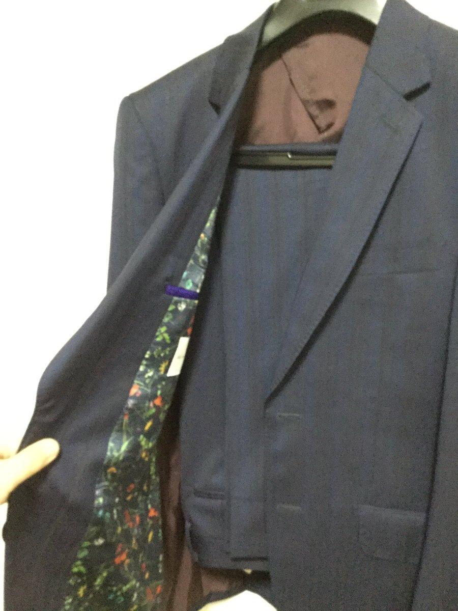 test ツイッターメディア - スーツ(謝罪用、外回り用とかそういう用途)を引き取ってきた。  コスパがいいって所なら私のおすすめは 麻布テーラーのスーツ。 ワイシャツはメーカーズシャツ鎌倉を推しておくよ。 https://t.co/2yJh961020