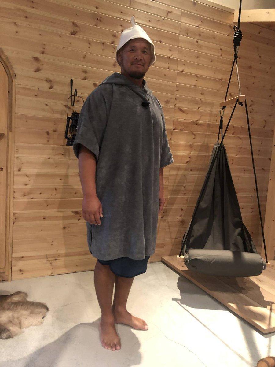 test ツイッターメディア - おぅ‼️俺様だぁー😆❗️コノ後、6月23日(日)AM9時55分〜生放送‼️ 中京テレビ『前略、大徳さん』に俺様・真壁刀義が登場する❗️最新の温泉を紹介する♨️⭐️🎵超凄いから必ず見やがれぃ😄‼️ https://t.co/zHfUZfF2EY