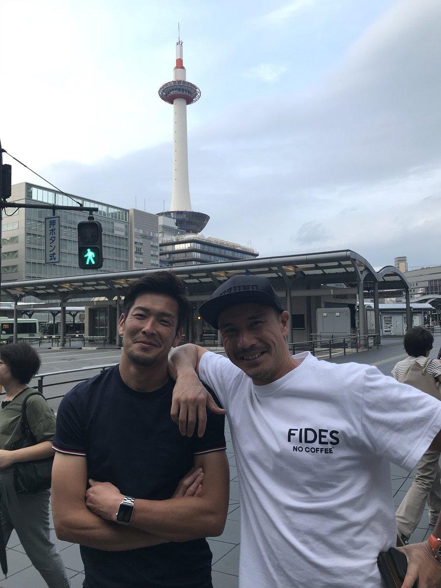 test ツイッターメディア - 京都、サイコーでした。  関係者の皆さん、参加者の皆さん有難うございました。  #KIRIN #西友 #アーチスト芸人 https://t.co/CydyYO8Ifk