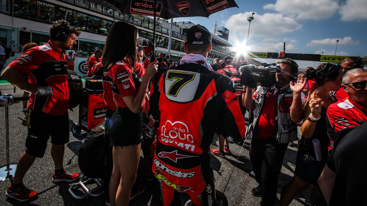 test Twitter Media - Goodbye Misano 👋  Check the best shots from an amazing weekend of #WorldSBK action!   📸| #WorldSBK  https://t.co/fyPOvVsRmP https://t.co/K8wjuLpuJv
