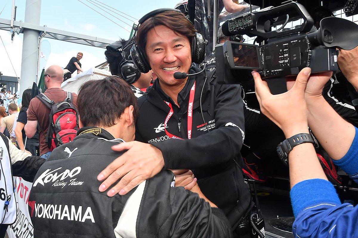 test ツイッターメディア - ニュルブルクリンク24時間:近藤真彦監督も「今日は100点!」。KONDO Racingのニュル初挑戦は望外の好結果を残す https://t.co/l4tEIZgT4z #Nur24jp #24hNBR #Nurburgring24h #NissanMS #KondoRacing https://t.co/1TNIa6Y0NU