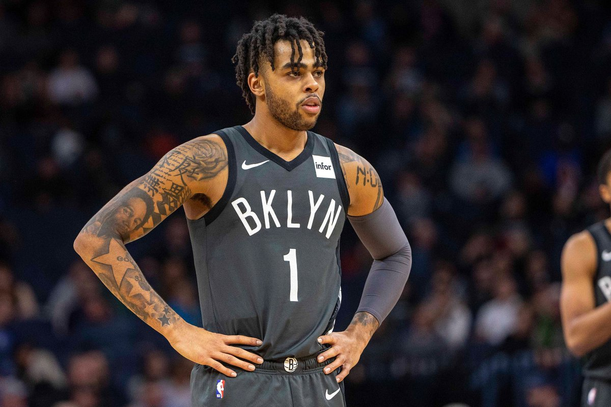 test Twitter Media - Sources Say D'Angelo Russell Has Interest in Returning to the Lakers #LakersNation https://t.co/HXUGeSt0ia https://t.co/U4tR9qj3H7