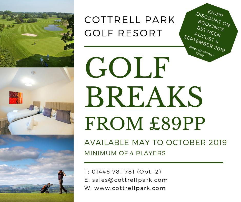 test Twitter Media - Are you yet to arrange your 2019 Golf Break!? ⛳️🛌  Not to worry, we have you covered with our last minute availability discounts!  Visit our website for more information on our Stay and Play packages.  https://t.co/YDQDApdmBw . #southwalesgolfbreaks #stayandplaydeals https://t.co/0KXIMHfp5a