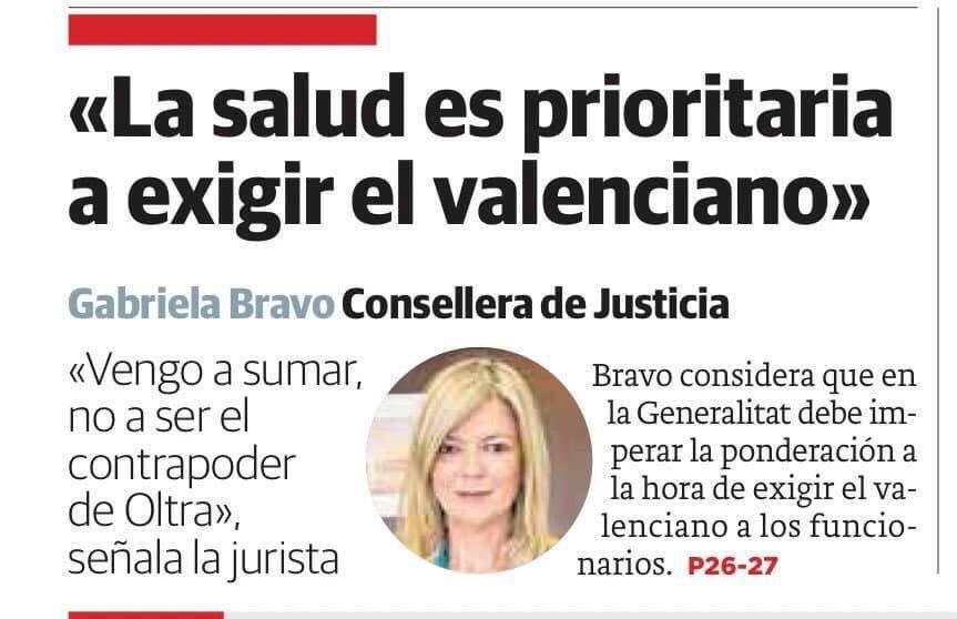 "RT @ullerol: Titular alternatiu: ""La salud es prioritaria a exigir el castellano"" https://t.co/sJRkfejrYq"