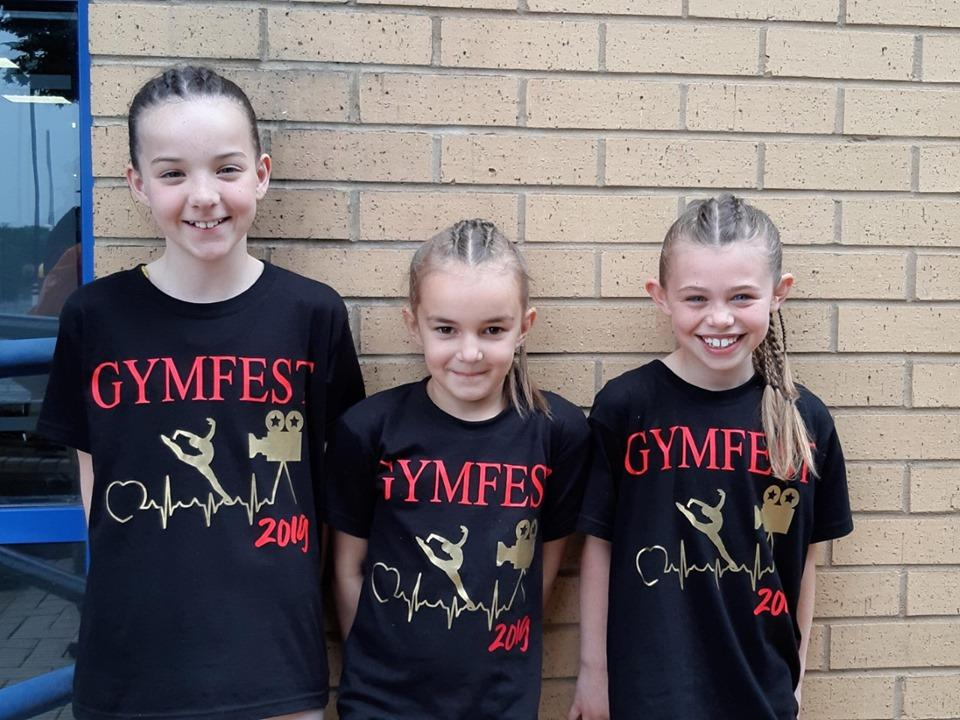 test Twitter Media - Well done to Eva, Jessica and Sofia who have spent the weekend in Stoke-on-Trent performing at Gymfest.  They've been practising for months & have performed some amazing routines this weekend. We always love sharing achievements from outside of school - well done girls! https://t.co/61vHLvljFU