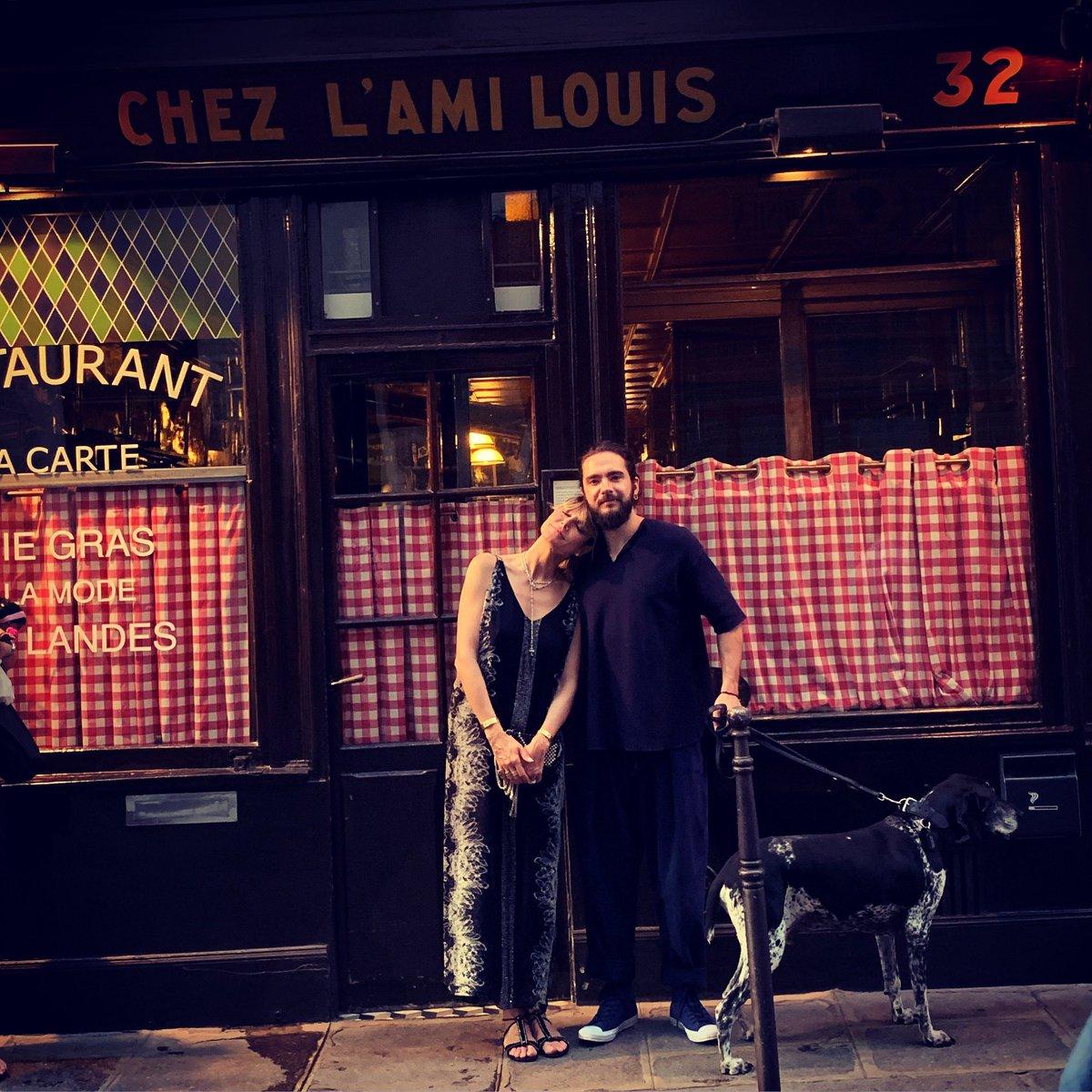 CHEZ L'AMI  LOUIS  ???? https://t.co/4X4yLlLNxu
