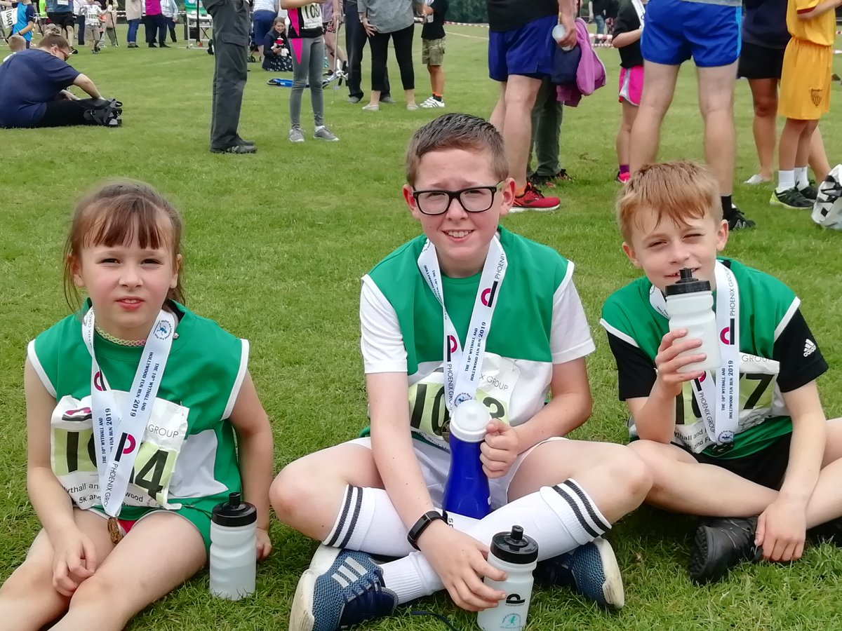test Twitter Media - Thankyou to these 5 children and their parents for attending the @WH_FunRun . All the children ran really well. It would have been nice to see a few more faces. https://t.co/gq2beCBiqr