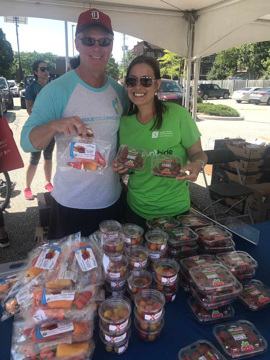 test Twitter Media - Our trusty volunteers!  We always are so glad to have you on board!  #RideDontHide #YQG And I am sure @DelFrescoPure are also happy to know how well you promoted the fresh produce table.  :) https://t.co/I8LmY4mIDm