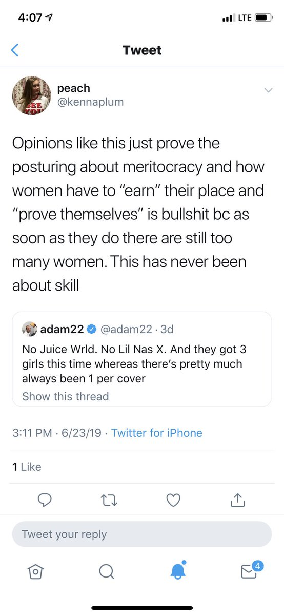 test Twitter Media - I said that this was the first year they put 3 women on the XXL cover after many years of 1 per cover and a week later SJW twitter decided to make a thing out of it. You are all stupid!!! https://t.co/UsDCT5U8m8