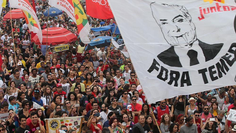 Brazil's musical protest