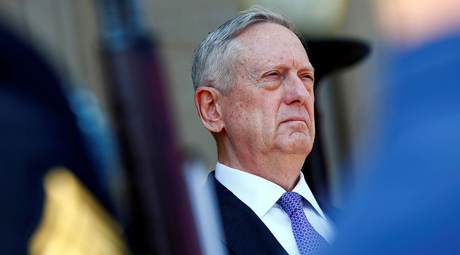'I keep people awake at night' 'Mad Dog' #Mattis drops 'quote of the year' (VIDEO)