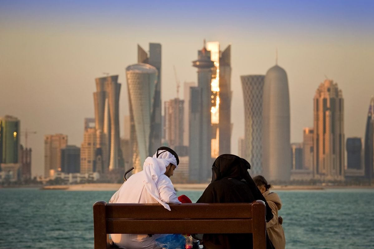 U.A.E. minister says the Gulf is going through a crisis as tensions with Qatar grow