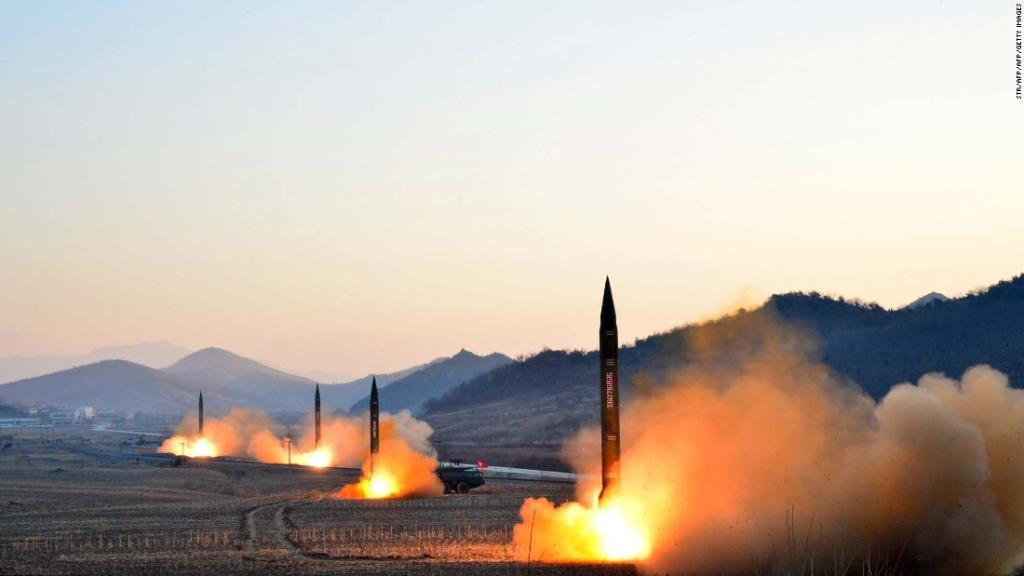 North Korea has fired 12 missiles during nine tests in 2017. Here's what you need to know