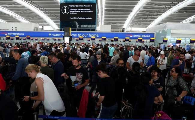 London's Heathrow Airport says British Airways still experiencing disruptions