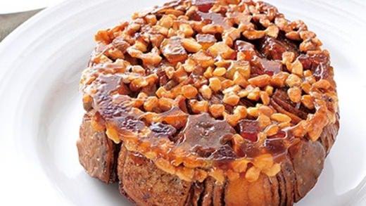 ローソンにザクザク食感が楽しい「オレンジとナッツのショコラクロッカン」--おやつや朝食に!  #ローソン #クロッカン