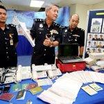 26 ahli sindiket Macau Scam ditahan