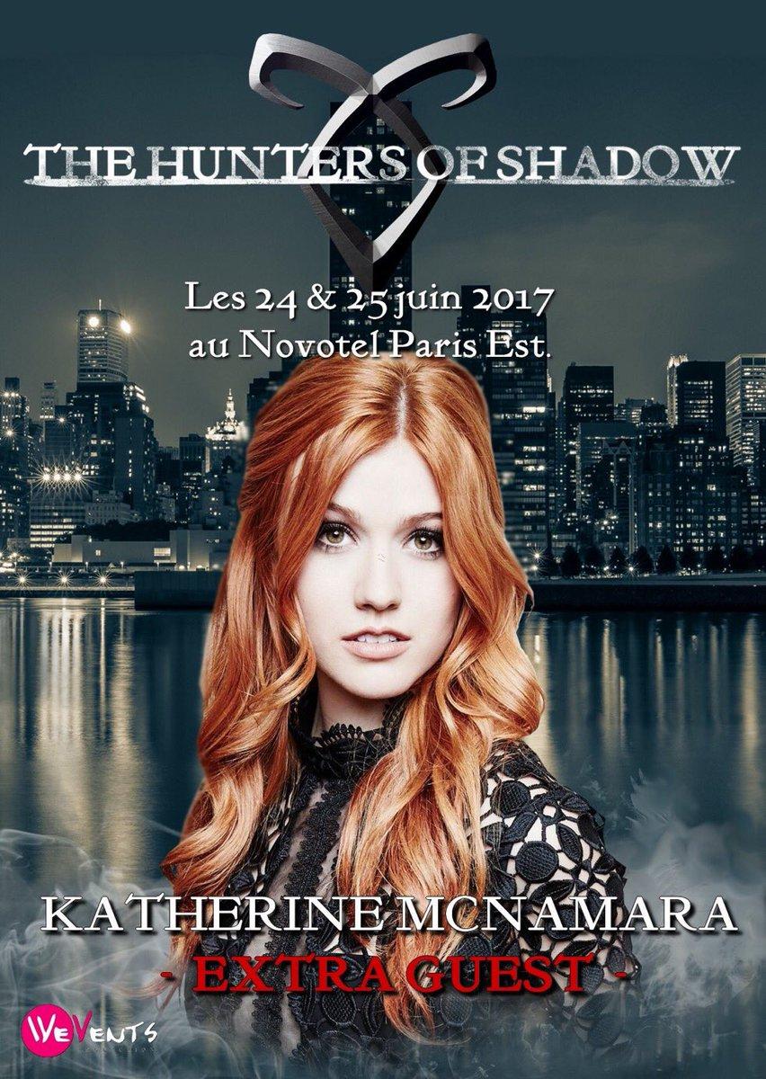 NEWS | Kat dołączy do Matta, Harryego, Davida, Jade'a oraz Alishy na CC w Paryżu, 24 - 25 czerwca! https://t.co/CuRysLaihf