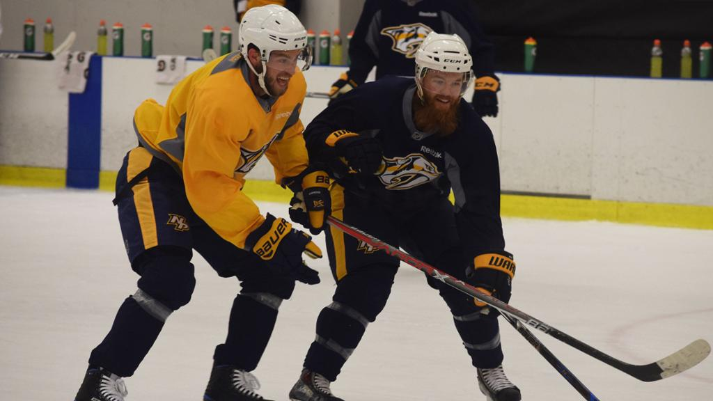 Preds Back to Work as Stanley Cup Final Approaches https://t.co/DS5vuI2YYR https://t.co/kGOK2Ruqmz